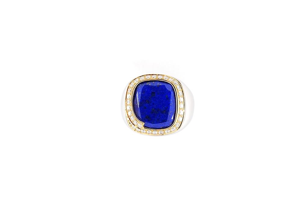 Bague Lapis Lazuli 5