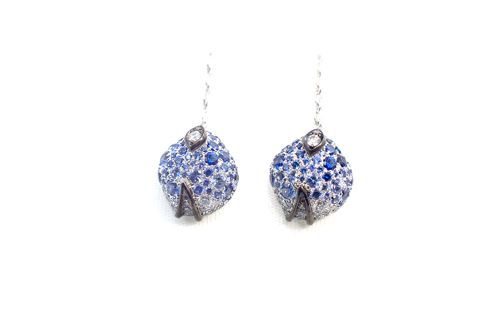 Collection Joaillerie Eclosion - Pendants d'oreilles 4