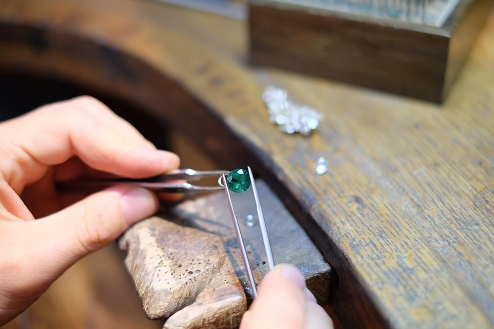 Transformation de bijoux anciens