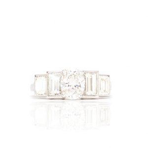 Bague Stella, or 18k et diamants 4