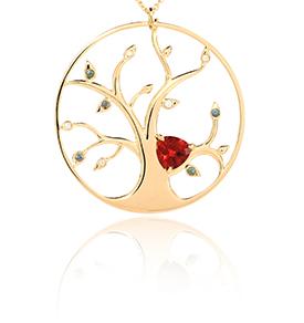 Pendentif Tree of Life